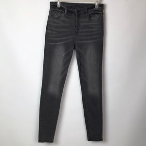 Kut from the Kloth Hi Rise Toothpick Skinny Jeans